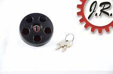 Locking Fuel/ Petrol Cap 325 for Hyundai Pony, Mazda 626, Subaru, Toyota Celica