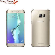 Samsung Etui Clear Cover Original Or pour S6 Edge