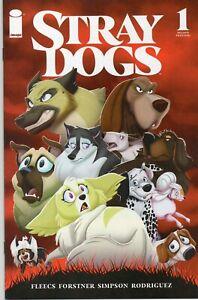 Image Comics Stray Dogs #1 2nd Printing