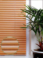 Venetian Blind Teak Wood Print PVC 18 X 60 inches 45cm x 152cm TEAK EFFECT NEW