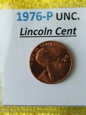 1976 - P Lincoln Cent. + FREE GIFT with your 1 Uncirculated Lincoln Penny!!!
