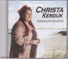 Christa Kerkdijk-Geef Me Nog 1 Keer jouw Liefde Promo cd single