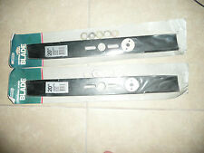 "NEW SET OF 2 ARNOLD UNIVERSAL MOWER BLADE 20"" SEALED SUPER HI LIFT BLADE  PART"