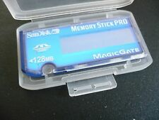 SanDisk 128MB Memory Stick PRO for SONY DSC-P10 P100 P32 P41 P52 F717 F88 retail