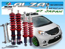ALZA D7 JAPAN Adjustable Coilover High Low + Body Shift