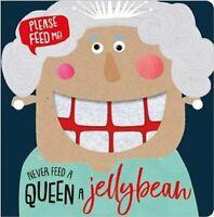 Never Feed a Queen a Jellybean by Kali Stileman 9781789470505 | Brand New