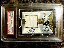 2005 Sidney Crosby Rookie Ultimate Debut Threads Jersey & Signature PSA 10 POP 1