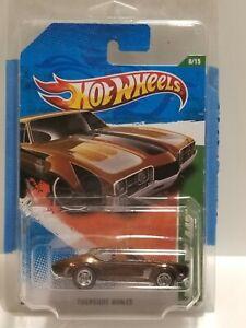 Hot Wheels  2011  Super Treasure Hunt  '68 Olds 442