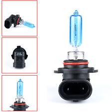2x 9005/HB3 12V 55W 6000k Bright White LED Halogen Car Driving Fog Light Bulbs