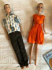 Barbie and Ken and Tammy 1962