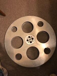 Vintage Goldberg Bros Inc. Film Reel.  24 INCHES. E-Z HUB PAT NO. 3450366