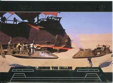 Star Wars Galactic Files 2 Honor The Fallen Chase Card HF-9 Battle of the Great.