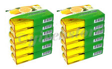 12 PACK- TREEFROG FRESH MINI LEMON SQUASH SCENT AIR FRESHENER - NEW JDM PRODUCTS