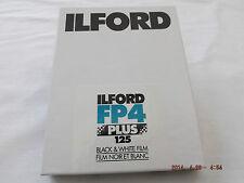 Ilford 4pm 4 X 5 Hojas De Película (paquete De 25)