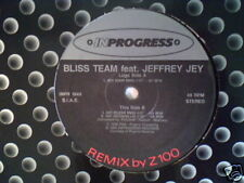 "BLISS TEAM Go ! Remix 12"" Z100 ROBERTO MOLINARO"