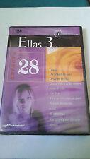 """DVD """"KARAOKE 28 ELLAS 3"""" PRECINTADA"""