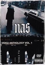 NAS - VIDEO ANTHOLOGY VOL 1 (DVD 2004)