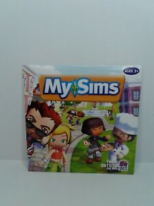 2010 My Sims PC CD-ROM  Taco Bell Edition very clean disk. HARD TO FIND!