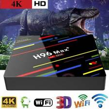 H96MAX+ Smart TV Box RK3328 WIFI Android 8.1 Media Player 4K 4G 32G USB A8L7M