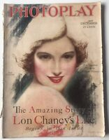Photoplay Magazine 1927, Joan Crawford, Louise Brooks, Melbourne Spurr