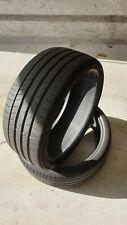 2 gebrauchte Reifen 245/30-20 ZR XL Sommerreifen Conti 5P