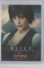 THE TWILIGHT SAGA ECLIPSE TRADING CARD Ashley Greene as Alice #85