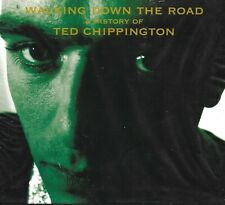 Ted Chippington Walking Down The Road (A History Of Ted ) 4 ×CD box set UK CD