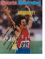 Bruce Jenner signed Sports Illustrated cover before he was Caitlyn Jenner COA