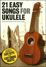 21 Easy Songs for Ukulele Learn How to Play Chord Songbook SAME DAY DISPATCH