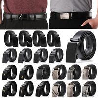 Gürtel Men's Fashion Automatischer Schnabel Armband Ratchet Gürtel Lederriemen