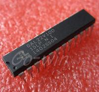 10PCS IC GAL22V10D DIP-24 LATTICE NEW GAL22V10D-15LP