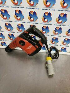 HILTI TE 30 AVR 110V SDS PLUS ROTARY HAMMER DRILL BREAKER (Vat)