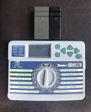 New listing Hunter I-Core Ic-600-Pl Indoor/Outdoor Sprinkler Control Panel + 2 Plug Ins