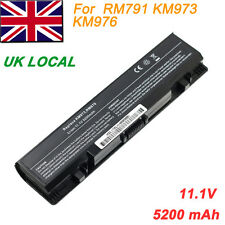 6 Cell Laptop Battery for Dell RM791 KM973 KM976 RM868 MT342 studio 17 1735 1736