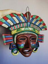 qualité parfaite 100% authentique original de premier ordre masque inca en vente | eBay
