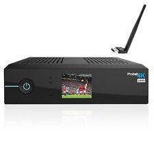 Protek 4K UHD E2 Linux HDTV HEVC H.265 2160p Sat 1xDVB-S2 Receiver + Anadol Wlan