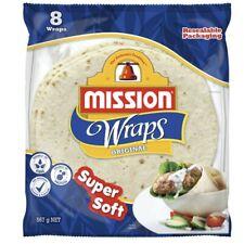Mission Original Wraps 8 pack 567g