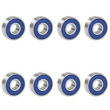 8 X Frictionless Ball Bearings Abec 9 For Skateboards, Scooters, Inline Ska Z4H5