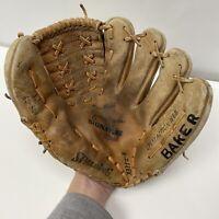 vintage spalding Youth RHT baseball glove 42-849 Julian Javier JJ-1 Reds Cards
