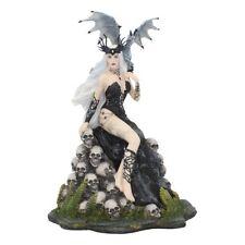 Mad Queen By Nene Thomas - Sexy Gothic Figurine / Nemesis Now / Skulls / Dragon