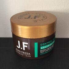John Frieda Man JF Control System Grooming Gel 90ml Calms coarse or unruly hair