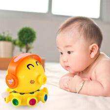1x Bébé Enfant Jouet Rotation Octopus Cartoon Clockwork Musique Plastique Random