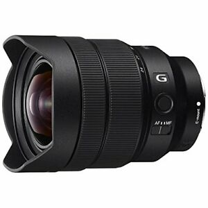 Sony zoom lens FE 12-24 mm F4 G And mount 35 full size compatible SEL1224G NEW