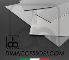 LAMIERA LASTRA LAMINA INOX 316L SPESSORE 0,8 / 1 / 1,5 / VARIE DIMENSIONI