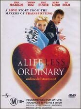 A LIFE LESS ORDINARY (Ewan McGREGOR Cameron DIAZ Holly HUNTER Delroy LINDO) DVD