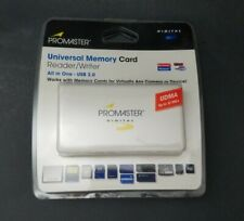 Promaster Universal Memory Card Reader / Writer USB 2.0 (New, old stock)