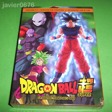 DRAGON BALL SUPER BOX 9 LA SAGA DEL TORNEO DEL PODER DVD PACK NUEVO PRECINTADO