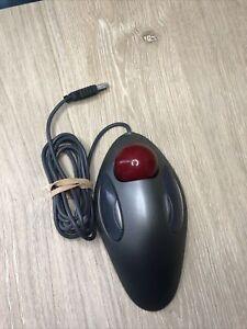 Logitech Marble Trackball Mouse, T-BC21, USB