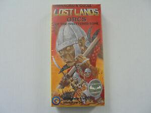 Grenadier Models #3001 Lost Lands ORCS of the Shattered Bone Miniature Set NIB