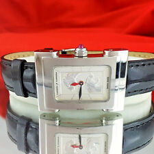 Authentic Carrera y Carrera Natura Watches stainless steel/leather Women
